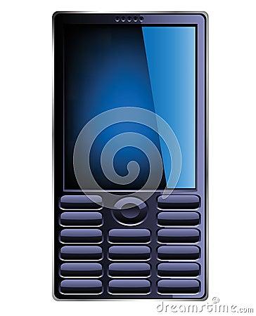 Handphone illustration