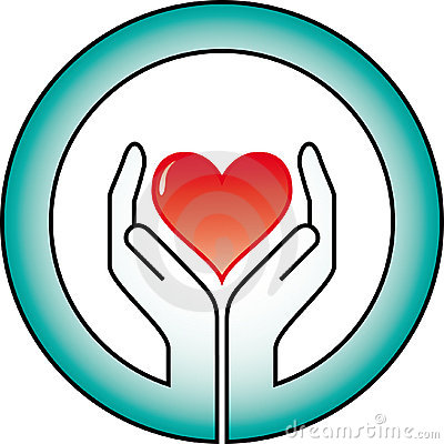 Free Hands And Heart Stock Photography - 9656142