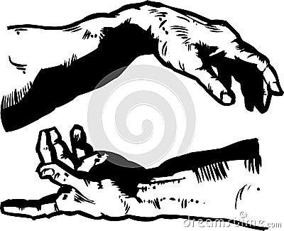 The Hands of Creation - Religi