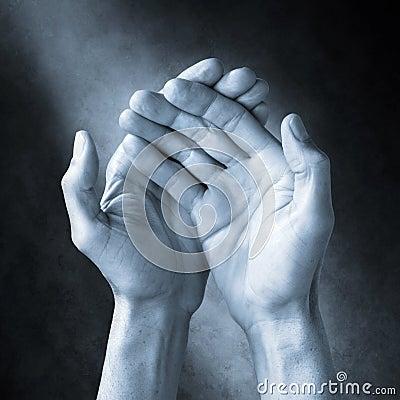 Free Hands Help Care Empathy Love Stock Photo - 19648210