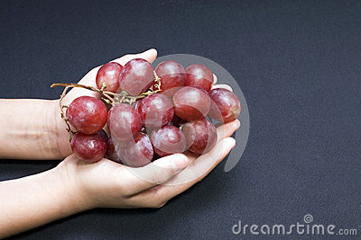 how to use seeded grapes