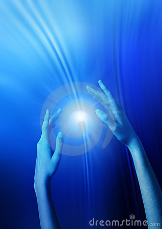 Free Hands Spiritual Healing Holistic Stock Photography - 19520282