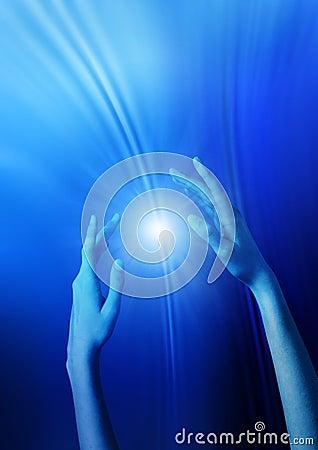 Hands Spiritual Healing Holistic