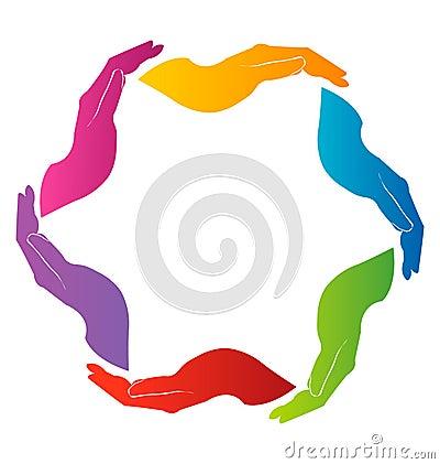 United Hands Logo