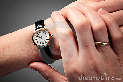 Hands and Time