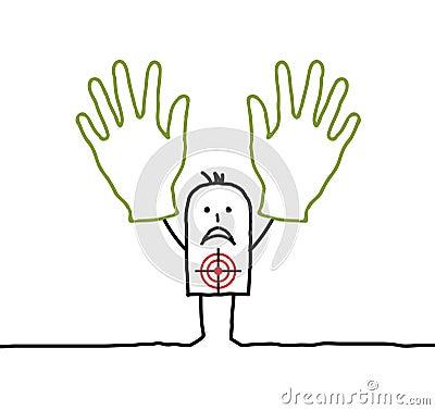 Hands up !