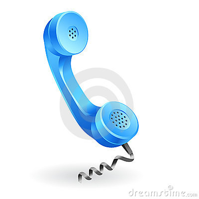 Free Handset Royalty Free Stock Photo - 11934975
