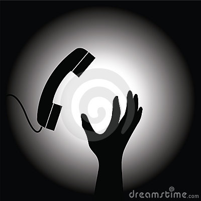 Handset and hand