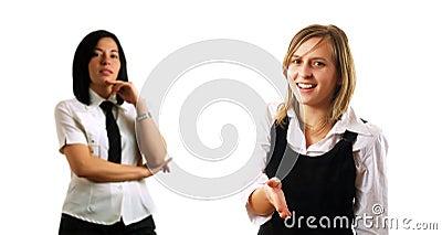 Handshake con i partner
