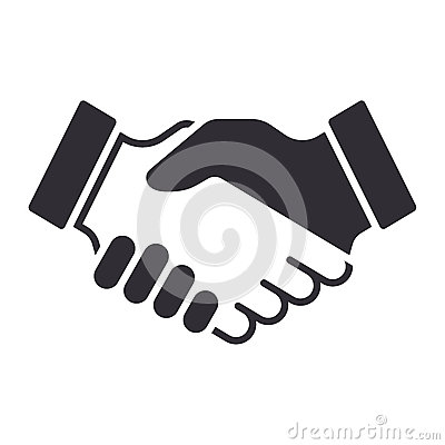Free Handshake Icon Stock Images - 60199384