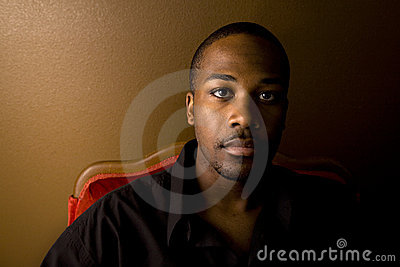 Handsome Black Man Royalty Free Stock Photo - Image: 9439255