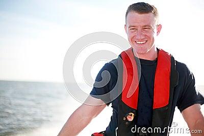 Handsome Boater