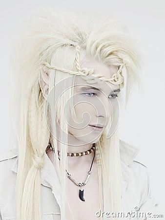Handsome Elf Stock Photo Image 22946410