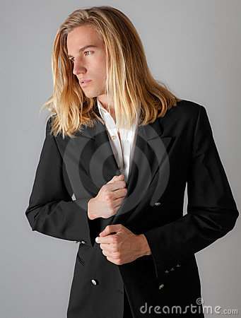 Free Handsome Man In Blazer Stock Photo - 23350580