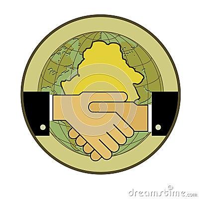 Handsshake Belarus