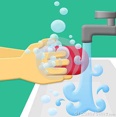 Free Handwash Stock Photo - 25161220