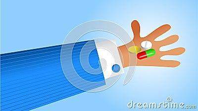 Handy medication