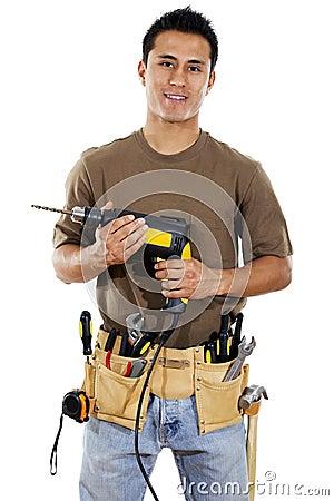 Free Handyman Royalty Free Stock Image - 14606786