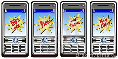 Handys marketing