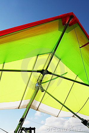 Free Hang Glider Royalty Free Stock Photo - 6888245