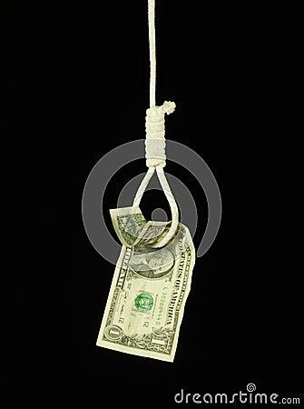 Hanged Dollar