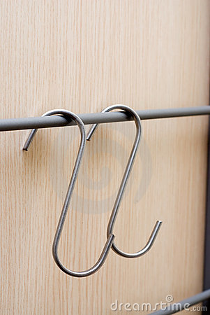 Hanger metal hooks for furnitures