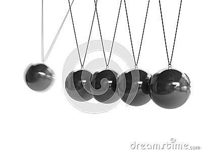 Hanging balls toy