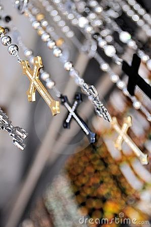 Hanging Crosses