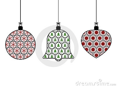 Hanging decorations