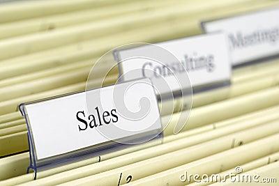 Hanging folder Sales