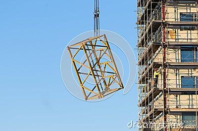 Hanging load