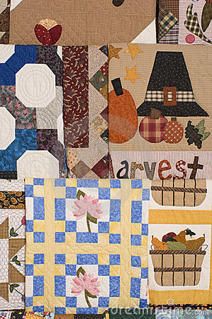 Hanging wall quilts