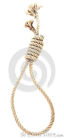 Hangman knot concept