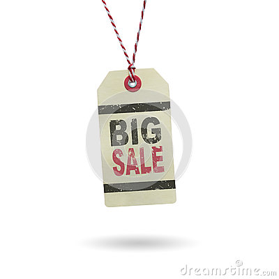 Hangtag Big Sale