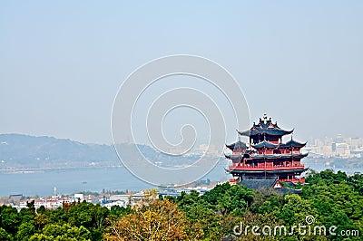 Hangzhou Chenghuang Temple