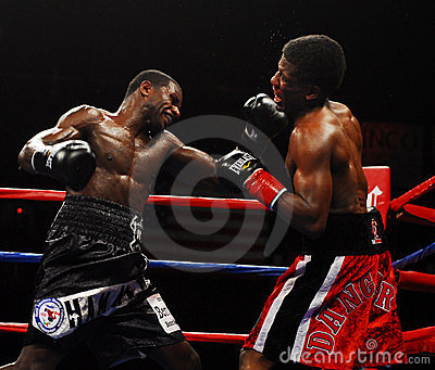 Hank Lundy v. Dannie Williams Editorial Stock Photo