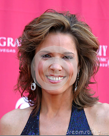 Hannah Storm Editorial Stock Photo