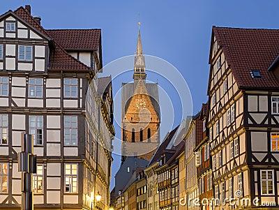 Hanover Altstadt