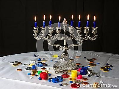 Hanuka lights
