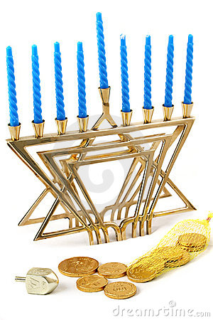 Free Hanukah Still Life 1 Stock Photography - 149722