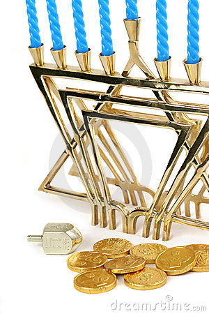 Free Hanukah Still Life 2 Stock Photos - 149723