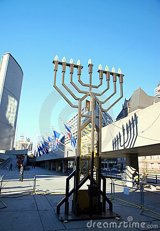 Hanukkah Editorial Photography