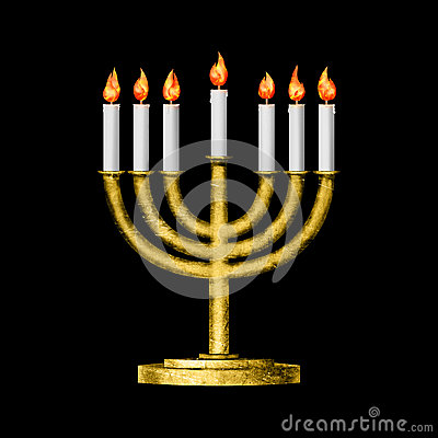 Free Hanukkah And All Things Related Royalty Free Stock Images - 29182189