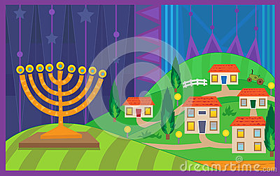 Hanukkah Night
