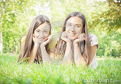 Happines friends enjoyment