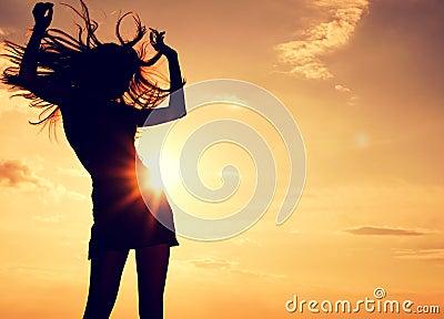 Happiness, dance
