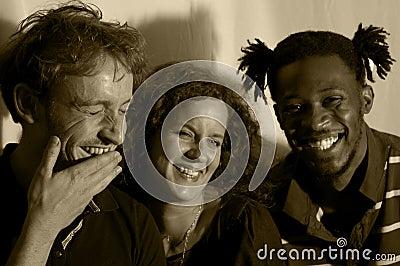 Happiness, diversity