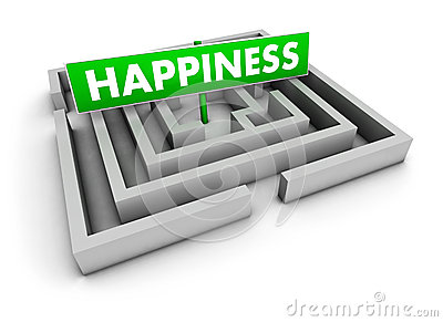 Happiness Labyrinth