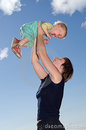 Free Happiness Of Motherhood Stock Photos - 757983