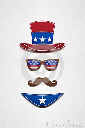Free Happy 4th Of July. Royalty Free Stock Photo - 112370655